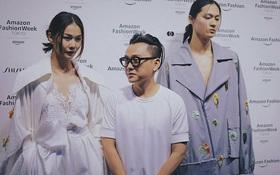 Sau BST đẹp xuất sắc tại Tokyo Fashion Week, Công Trí trở thành NTK Việt đầu tiên được vinh danh trên Vogue Mỹ
