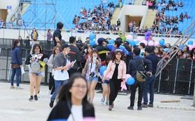 """Chương trình vắng tanh, BTC MBC Music K-Plus Concert """"mời"""" khán giả vào khu VVIP"""