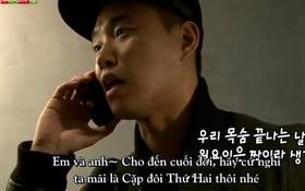 """Gary: """"Ji Hyo à! Cho đến cuối đời, hãy cứ nghĩ ta mãi là Monday Couple nhé!"""""""