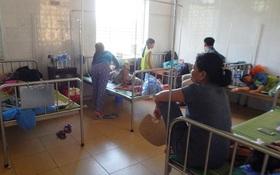 27 người nhập viện cấp cứu sau khi ăn bánh tét trong đám ma