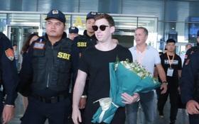 DJ Top 3 Thế Giới - Hardwell đã có mặt tại Hà Nội sẵn sàng cho đêm diễn tối nay!