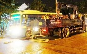 Nam thanh niên tự té xuống đường bị xe tải cán tử vong ở Sài Gòn