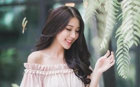 Cô nàng Thái Lan với nét đẹp dịu dàng tựa nữ thần khiến người ta không thể thôi xao xuyến