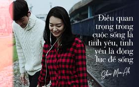 Kim Woo Bin và Shin Min Ah: Phía sau gã đàn ông đau đớn vì bệnh tật luôn là cô gái có nụ cười ấm áp