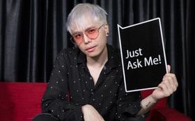 Trịnh Thăng Bình giao lưu cùng khán giả tại JAM - Just Ask Me!