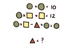 98% người lớn đều nghệt mặt ra trước bài toán dễ ợt của trẻ con