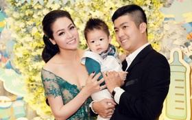 Nhật Kim Anh bức xúc lên tiếng trước tin đồn gia đình tan vỡ