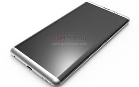 Tiếp tục lộ thêm chi tiết ngoại hình Samsung Galaxy S8, đẹp không tả nổi!