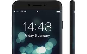Xuất hiện mẫu concept iPhone 8 đẹp ngất ngây, thách thức mọi đối thủ trong năm nay