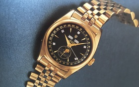 Đồng hồ Rolex của Vua Bảo Đại được bán đấu giá lên tới 69 tỷ đồng