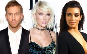 Top 100 sao kiếm nhiều tiền nhất 2017: Kim và Calvin cùng đánh bại Taylor Swift!