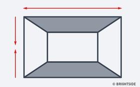 """7 cách """"hô biến"""" căn phòng của bạn trở nên rộng lớn hơn chỉ nhờ ảo ảnh thị giác"""