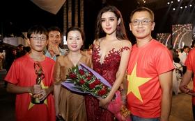 """Mẹ Huyền My viết """"tâm thư"""" gửi con gái và dư luận sau """"Miss Grand International 2017"""""""