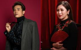 """Thể hiện nhạc phim """"Mẹ chồng"""" cùng thời điểm, Hương Tràm hay Hà Anh Tuấn hay hơn?"""