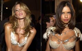 Cách makeup của thiên thần Victoria's Secret 2 thập kỷ qua: luôn đơn giản, tự nhiên nhưng sexy đến tột cùng