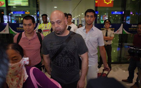 Cao thủ Vịnh Xuân Flores đặt chân đến TPHCM, sẵn sàng bóc mẽ võ sư Huỳnh Tuấn Kiệt