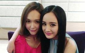 """Đường Yên khiến fan """"đứng ngồi không yên"""" chỉ vì đăng status """"gây hấn"""" với Dương Mịch"""