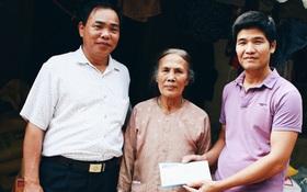 Cộng đồng chung tay giúp đỡ người mẹ già muốn cho 6 con dại ăn một bữa thật no rồi cùng chết