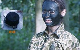 Sao nhập ngũ: Mai Ngô họa mặt đen xì, phải xin nghỉ vì kiệt sức