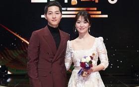 Thực hư tin đồn Song Hye Kyo - Song Joong Ki chuẩn bị tổ chức đám cưới
