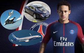 Hãy thử tưởng tượng, bạn có thể làm gì với số tiền PSG mua Neymar?