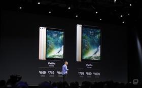 Apple vừa ra mắt iPad Pro 10,5-inch với màn hình hiển thị đẹp không thể tin nổi