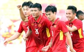 TRỰC TIẾP (Hiệp 1) U22 Việt Nam 0-0 U22 Philippines: Văn Toàn đánh đầu chệch cột dọc
