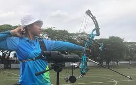 Việt Nam giành huy chương bạc đầu tiên ở SEA Games 29