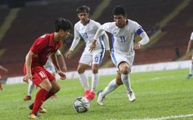 TRỰC TIẾP (Hiệp 1) U22 Việt Nam 1-0 U22 Philippines: Công Phượng ghi tuyệt phẩm