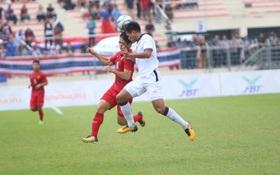 TRỰC TIẾP U22 Việt Nam 0-0 U22 Thái Lan (Hiệp 1): Xà ngang cứu thua