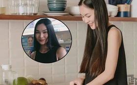Đăng ảnh vòng 2 lớn bất thường, Helly Tống đang mang thai?