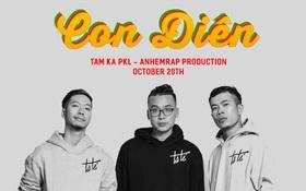 """Tam Ka PKL gọi hội chị em là """"Con Điên"""", nhưng không ai giận hờn vì bài hát dễ thương thực sự!"""