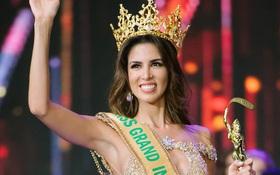 Tân Hoa hậu Miss Grand International 2017 nghĩ gì về Huyền My và Việt Nam sau khi đăng quang?