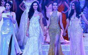 Thêm tin vui từ Miss World 2017: Đại diện Việt Nam - Đỗ Mỹ Linh xuất sắc lọt Top 5 Hoa hậu Nhân ái