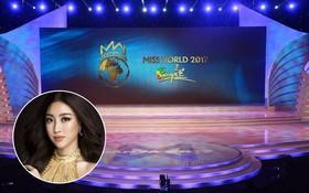 Trực tiếp Chung kết Miss World 2017: Đỗ Mỹ Linh tranh tài cùng hàng loạt người đẹp thế giới để đoạt vương miện cao quý