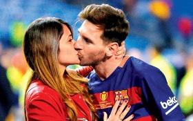 Đám cưới Messi - Antonelle đậm chất quê hương