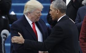 Lễ nhậm chức của tân Tổng thống Donald Trump kết thúc