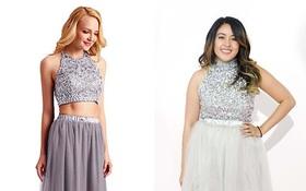 Những cô gái này đặt mua váy dạ hội giá chỉ vài trăm nghìn trên Amazon và đây là kết quả bất ngờ