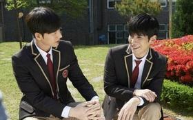 """Gây sốt với Man to Man chưa đủ, Park Hae Jin còn trẻ hớp hồn ở """"Cheese In The Trap"""" bản điện ảnh"""