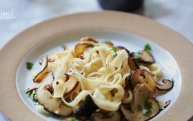 Công thức pasta nấm hương vừa thơm vừa béo, nếm 1 miếng là ngất ngây