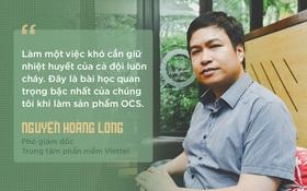 Sự tích về trái tim nhà mạng thương hiệu Việt