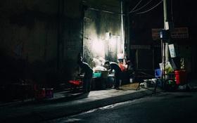 """Chùm ảnh: Người Sài Gòn và thói quen uống cafe """"cóc"""" từ lúc mặt trời chưa ló dạng cho đến chiều tà"""