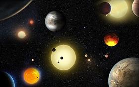 """Quên Trái đất thứ 2 đi - chúng ta có hẳn một """"Hệ Mặt trời"""" 2 hoàn hảo cho sự sống ngoài hành tinh"""