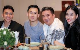 Trước nghi vấn kết hôn, Đàm Vĩnh Hưng và Dương Triệu Vũ lại xuất hiện thân mật