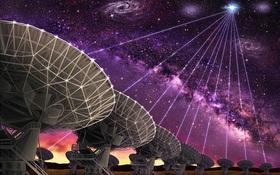 Xác định được nguồn gốc tín hiệu bí ẩn nhất vũ trụ, nghi của người ngoài hành tinh