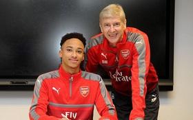 Câu chuyện cổ tích: Công nhân thất nghiệp trở thành cầu thủ Arsenal