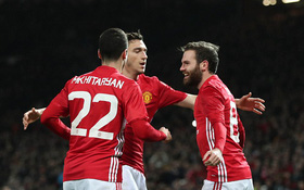"""Man Utd """"vô đối"""" đã trở lại, Liverpool hãy dè chừng"""