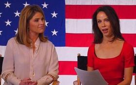 Lá thư đầy cảm động con gái Tổng thống Bush gửi đến Malia và Sasha Obama