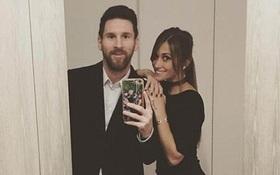 """Phía sau chiếc ốp lưng điện thoại là chàng """"soái ca"""" Lionel Messi"""