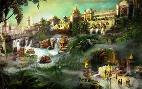Dự án giải trí gần trăm nghìn tỷ đồng chuẩn bị đánh bật công viên Disney khỏi vị trí số 1 thế giới